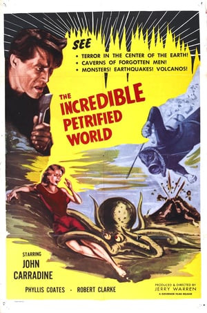 Flashington | The Incredible Petrified World