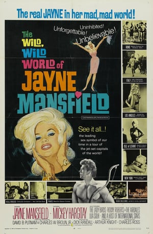 The Wild, Wild World of Jayne Mansfield Poster