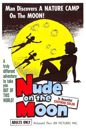 Flashington | Nude on the Moon