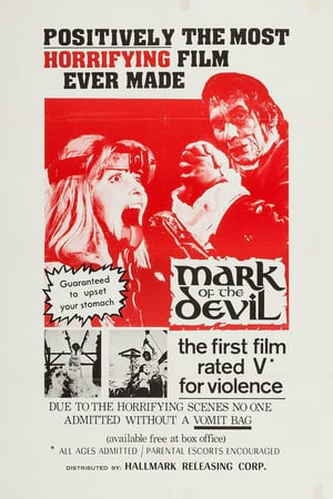 Mark of the Devil Poster