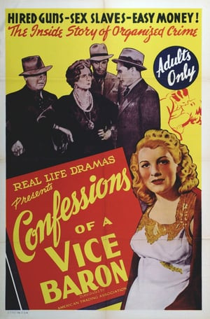 Confessions of a Vice Baron Poster