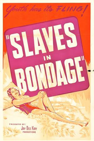 Slaves in Bondage Poster