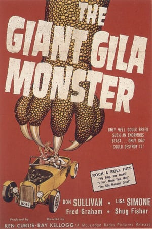 Flashington | The Giant Gila Monster
