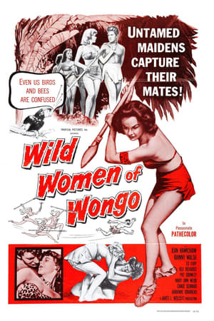 Flashington | The Wild Women of Wongo
