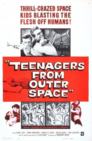 Flashington | Teenagers from Outer Space