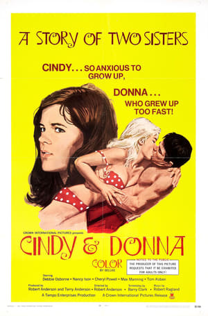 Cindy and Donna Poster