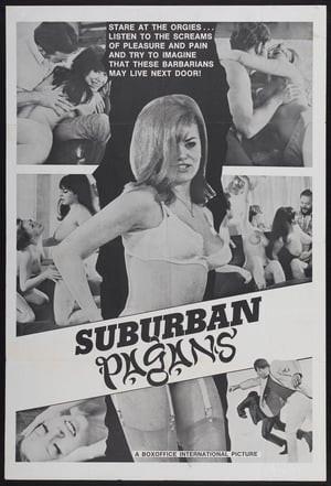 Suburban Pagans Poster