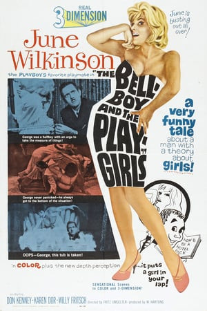 Flashington | The Bellboy and the Playgirls
